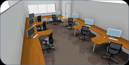alliance concept investit dans un nouvel espace d di au bureau d etudes alliance. Black Bedroom Furniture Sets. Home Design Ideas