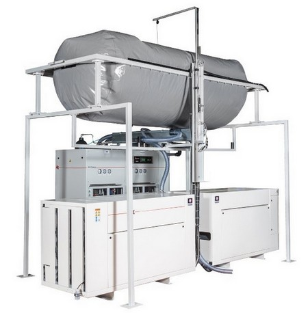 Manufacturer of helium recovery systems for leak test machines