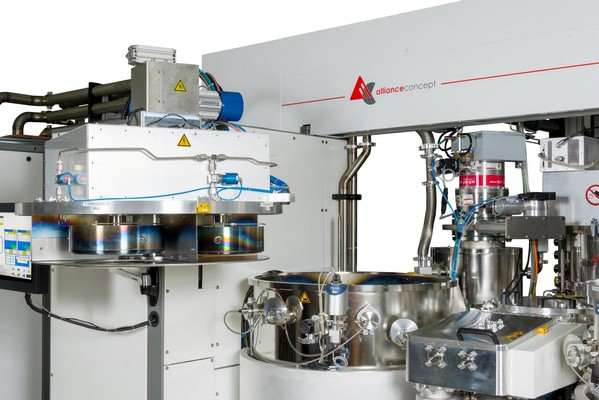 Manufacturer of thin film coating machine for watch making industry