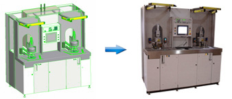Manufacturer of leak detection machines for the aeronautics and aerospace industries