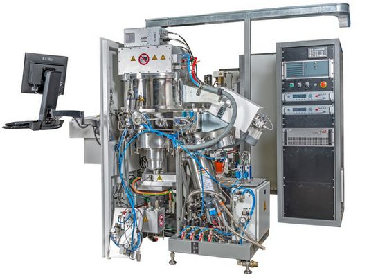 PVD machine for microelectronics applications