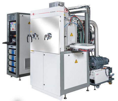 Manufacturer of machines for thin film deposition