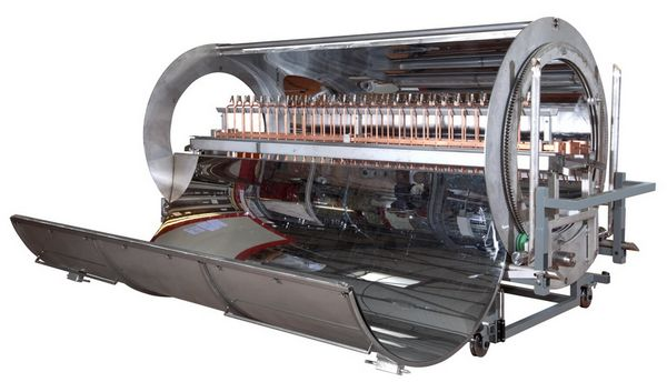 Industrial Vacuum Metallizer manufacturer