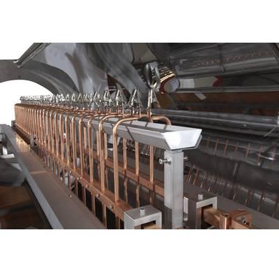 conception de machine dépôt couche mince sous vide