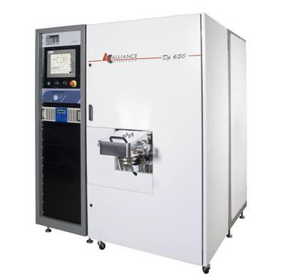 fabricant machine dépôt couche mince sur mesure