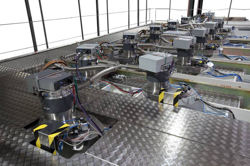 Specific industrial machine, vacuum technology machine manufacturer