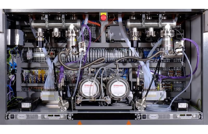 Manufacturer of intert treatment machines