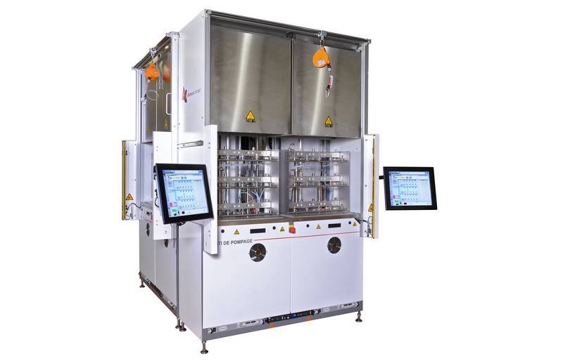 Manufacturer of neutral gas packaging machines