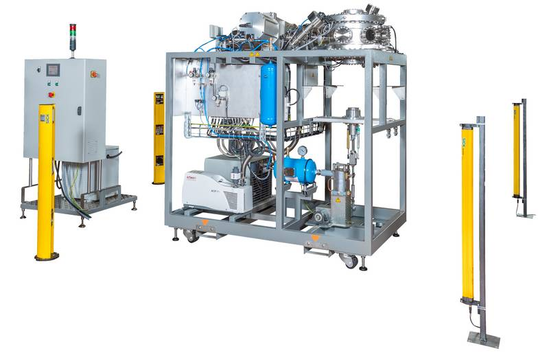 Packaged puming system manufacturer