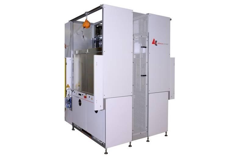 RGA residual gas analysis machine manufacturer