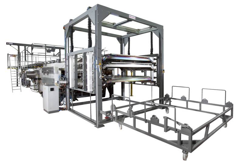 design of thin film deposition specific machine