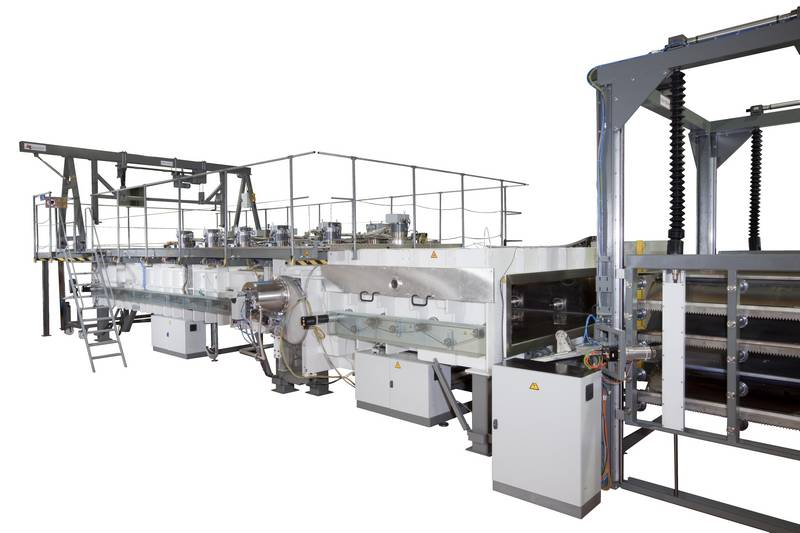 Manufacturer of special vacuum machine for thin film deposition