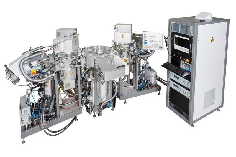 manufacturer of special machines for thin film deposition under vacuum