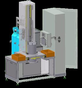 Système de test d'étanchéité pour raccord rapide et connecteur