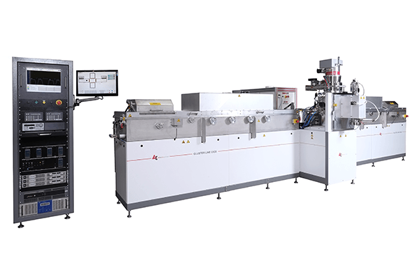 Thin film coating machine, manufacturer of PVD machines for the energy sector