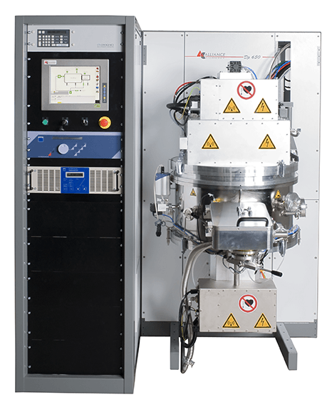 Manufacturer of thin film coating machines for the medical industry DP650