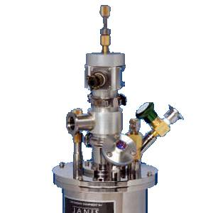 Machine de test d'étanchéité de cryostat