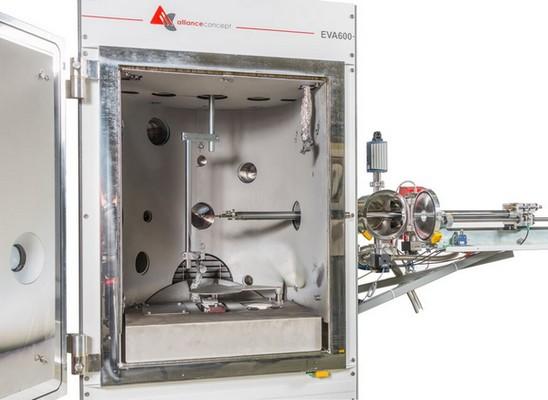 équipements d'évaporation sous vide pour la R&D