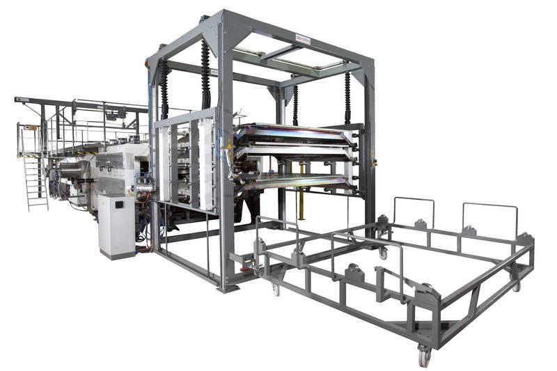 conception de machine à dépôt de couches minces