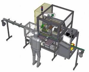 fabricant de machine de contrôle d'étanchéité secteur électronique