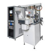 machine à dépôt de couches minces PVD par pulvérisation cathodique