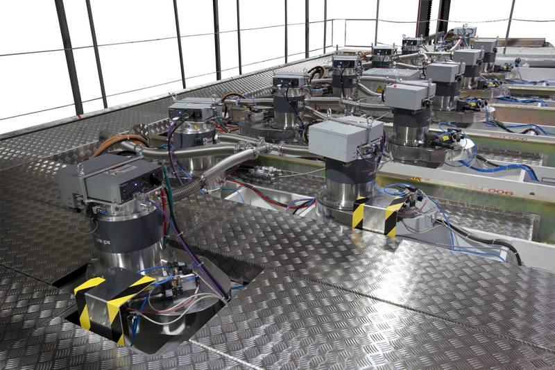 machine spéciale industrielle technologie du vide
