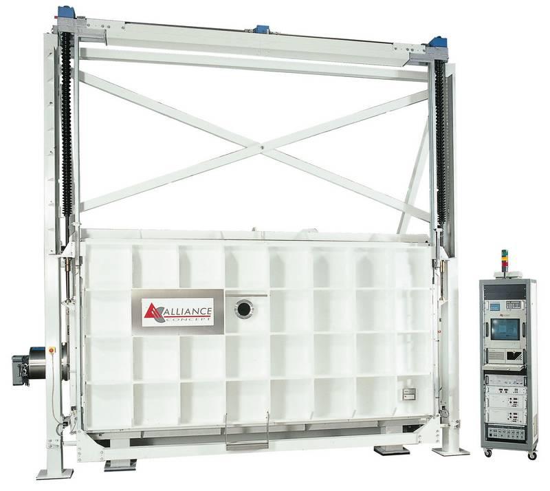 usineur ionique, fabricant machine d'usinage ionique