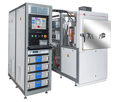 Machine de dépôt de couches minces pour pièces du secteur médical DECORA