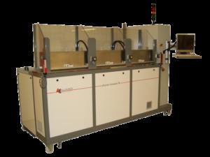 conception de machine de détection de fuite pour cryostat, secteur défense