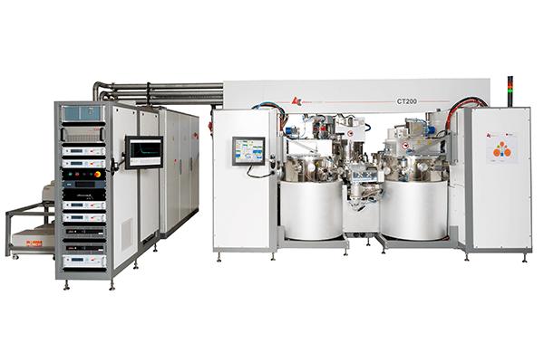 Fabricant de machine de dépôt de couches minces pour l'énergie et l'industrie photovoltaïque