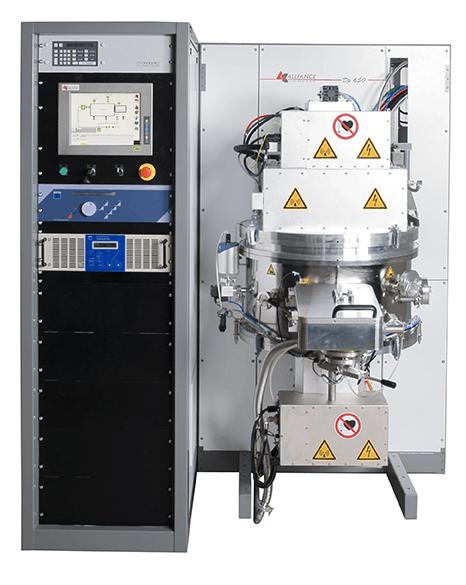 Fabricant de machines de dépôt de couches minces pour le secteur médical