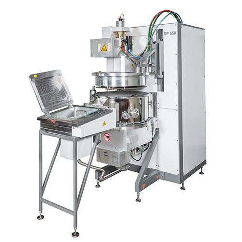 Machine PVD pour dépôt de couches minces dans le secteur médical DP650