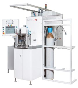machine de test d'étanchéité, laboratoire de validation de procédés