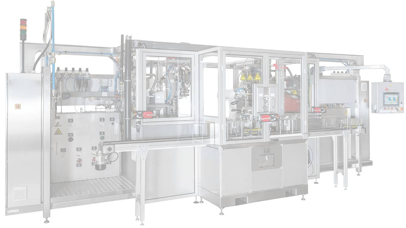 Conception et fabrication de machine de contrôle d'étanchéité pour l'industrie